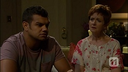 Nate Kinski, Susan Kennedy in Neighbours Episode 7110