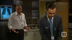 Karl Kennedy, Nick Petrides in Neighbours Episode 7110