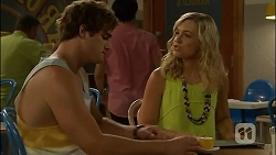 Kyle Canning, Georgia Brooks in Neighbours Episode 7110