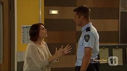 Naomi Canning, Mark Brennan in Neighbours Episode 7111