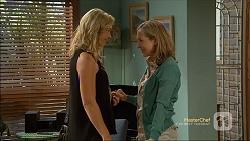 Georgia Brooks, Rhonda Brooks in Neighbours Episode 7111