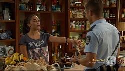 Paige Novak, Mark Brennan in Neighbours Episode 7112