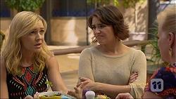 Georgia Brooks, Naomi Canning, Sheila Canning in Neighbours Episode 7112