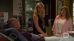 Paul Robinson, Georgia Brooks, Terese Willis in Neighbours Episode 7112