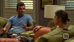 Nate Kinski, Tyler Brennan in Neighbours Episode 7112