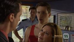 Nick Petrides, Josh Willis, Terese Willis in Neighbours Episode 7112