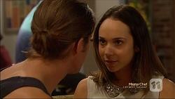 Tyler Brennan, Imogen Willis in Neighbours Episode 7112