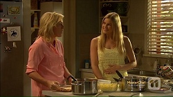 Lauren Turner, Amber Turner in Neighbours Episode 7113