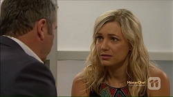 Karl Kennedy, Georgia Brooks in Neighbours Episode 7113