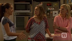 Paige Novak, Sonya Mitchell, Lauren Turner in Neighbours Episode 7113