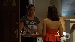 Paige Novak, Imogen Willis in Neighbours Episode 7113