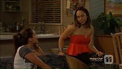 Paige Smith, Imogen Willis in Neighbours Episode 7113