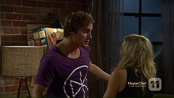Kyle Canning, Georgia Brooks in Neighbours Episode 7113