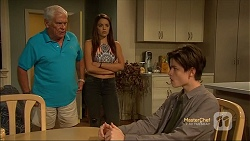 Lou Carpenter, Paige Novak, Bailey Turner in Neighbours Episode 7114