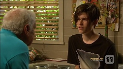 Lou Carpenter, Bailey Turner in Neighbours Episode 7114