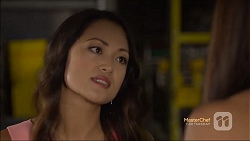 Michelle Kim in Neighbours Episode 7114