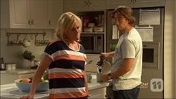 Lauren Turner, Brad Willis in Neighbours Episode 7115