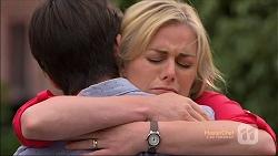 Bailey Turner, Lauren Turner in Neighbours Episode 7115