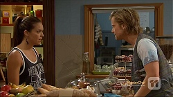Paige Smith, Daniel Robinson in Neighbours Episode 7116