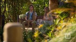 Daniel Robinson, Amber Turner in Neighbours Episode 7116
