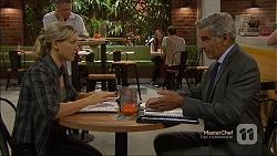 Georgia Brooks, Trevor McCann in Neighbours Episode 7116