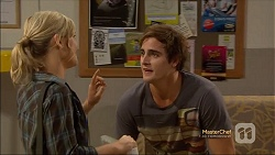 Georgia Brooks, Kyle Canning in Neighbours Episode 7116