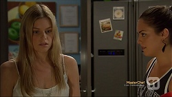 Amber Turner, Paige Smith in Neighbours Episode 7116