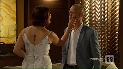 Naomi Canning, Paul Robinson in Neighbours Episode 7117