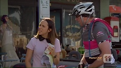 Imogen Willis, Karl Kennedy in Neighbours Episode 7117