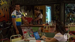 Nate Kinski, Imogen Willis in Neighbours Episode 7117
