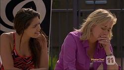 Paige Novak, Lauren Turner in Neighbours Episode 7118