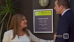 Terese Willis, Toadie Rebecchi in Neighbours Episode 7118