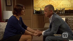 Naomi Canning, Paul Robinson in Neighbours Episode 7118