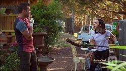 Nate Kinski, Imogen Willis in Neighbours Episode 7118