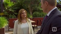 Terese Willis, Ezra Hanley in Neighbours Episode 7118