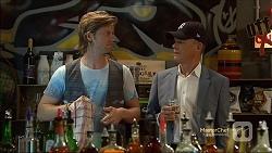 Daniel Robinson, Paul Robinson in Neighbours Episode 7119