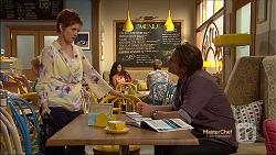 Susan Kennedy, Brad Willis in Neighbours Episode 7119