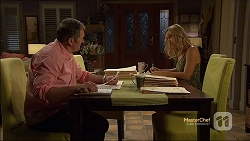 Karl Kennedy, Georgia Brooks in Neighbours Episode 7119