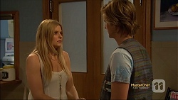 Amber Turner, Daniel Robinson in Neighbours Episode 7119