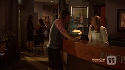 Brad Willis, Terese Willis in Neighbours Episode 7119