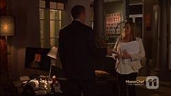 Ezra Hanley, Terese Willis in Neighbours Episode 7119