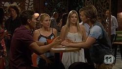 Josh Willis, Danni Ferguson, Amber Turner, Daniel Robinson in Neighbours Episode 7119