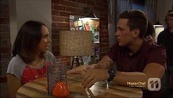Imogen Willis, Josh Willis in Neighbours Episode 7120