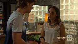 Daniel Robinson, Imogen Willis in Neighbours Episode 7120