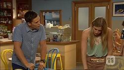 Josh Willis, Amber Turner in Neighbours Episode 7120