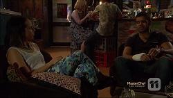 Imogen Willis, Nate Kinski in Neighbours Episode 7120