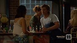 Imogen Willis, Daniel Robinson in Neighbours Episode 7120