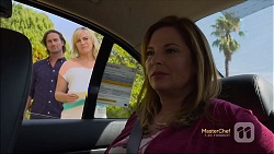 Brad Willis, Lauren Turner, Terese Willis in Neighbours Episode 7120