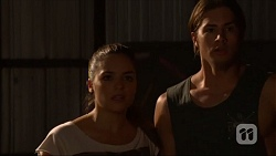 Paige Novak, Tyler Brennan in Neighbours Episode 7121