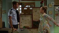 Mark Brennan, Sonya Mitchell in Neighbours Episode 7122